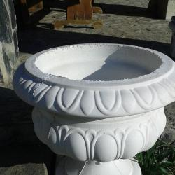 Бетонна саксия  бетонни кашпи