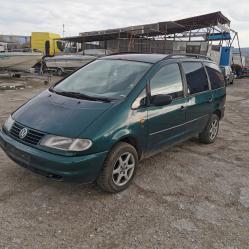 Volkswagen Sharan, 1997г., 185750 км, 129 лв.