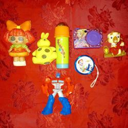 Малки играчки