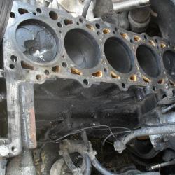Двигател за Мерцедес 124 2,5 тд Mercedes W124 2,5 td