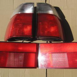 Стопове за БМВ Е39 Комби Фейслифт BMW E39 Faselift
