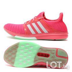 Ликвидация Маратонки Adidas CC Sonic Boost Розово Бяло 38 номер