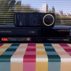Sharp Vc-k88 VHS Видео