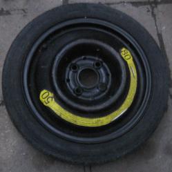 Резервна гума тип патерица за Фолцваген Голф 5 VW Golf 3