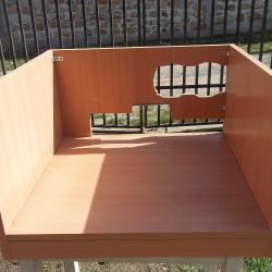 Шкаф за аудио видео компютърна и телевизионна техника