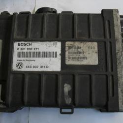 Компютър Bosch 0 261 200 271 за Пасат 443 907 311D VW Passat