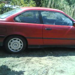 BMW 320, 1995г., 100000 км, 500 лв.