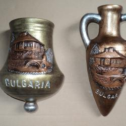 Саксии - вази от керамика