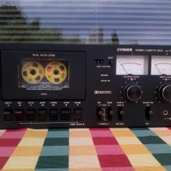 Fisher Cr-7700 Cassette ДЕК