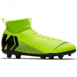Намаление  Спортни обувки за футбол калеври с чорап Nike Mercurial Ел