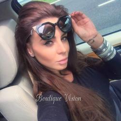 Ново Слънчеви очила Фенди като на Ели Кучкова и Николета Лозанова, ув