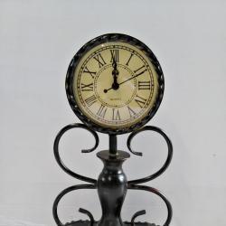 настолен часовник - метал