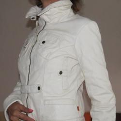 Оригинално кожено яке, марка Object, М номер