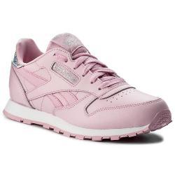 Спортни обувки Reebok CL Leather Розово