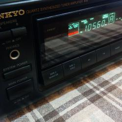 Onkyo TX - 7820 Quartz Synthesized Tuner Amplifier