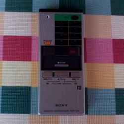 Sony Rmt-218-betamax