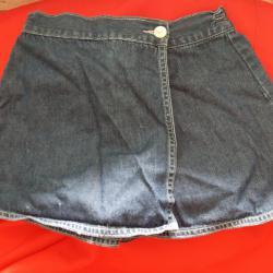 Къси дънки за момиче