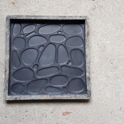 Калъп за тротоарна плочка - Калдъръм