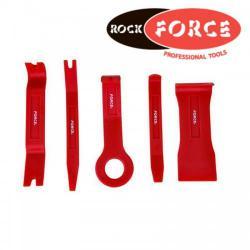 Инструменти за демонтаж на авто интериор 5 части Rock Force
