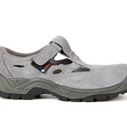 Професионални работни сандали със защита Touareg S1