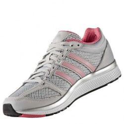 Ликвидация  Дамски маратонки Adidas Mana rc Bounce w Сиво Розово