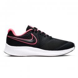 Намаление Спортни обувки Nike Star Runner Черно Розово