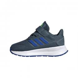 Намаление Бебешки спортни обувки Adidas Runfalcon Сиво