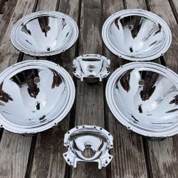 Рециклиране, никелиране и възстановяване на рефлектори за фарове