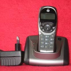 Продавам безжичен, цифров телефон от фирмата  -  General Electric.