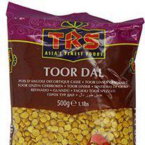 Жълта леща 500г TRS Toor Dal 500g