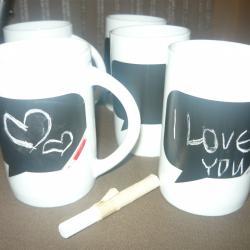 Забавни чаши с надпис