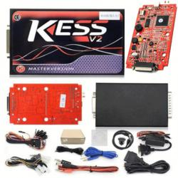 New Kess V2 v. 5.017 OBD Full SET new K - TAG v. 7.20 Full SET