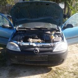Opel Corsa, 2001г., Бензинов, 160000 км