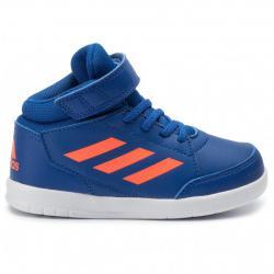 Намаление Детски спортни обувки Adidas Alta Sport Синьо Оранжево