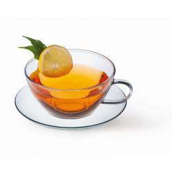 Комплект от 2 бр. чаши със стъклени подложки за топли напитки Simax