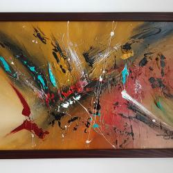 Абстрактни картини Urett