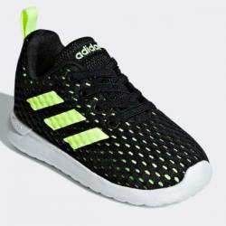 Намаление  Детски спортни обувки Adidas Lite Racer Черно Зелено