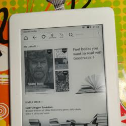 Бял Kindle Paperwhite 2015 new 300 ppi