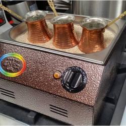 Професионална машина за кафе на пясък