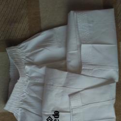 Продавам долнища от кимоно ръст 120 и 140 см.