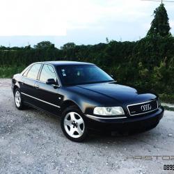 Audi A8, 2001г., Дизелов, 190000 км