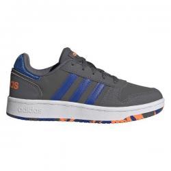 Намаление  Спортни обувки Adidas Hoops Сиво