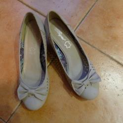 Дамски обувки 40 - кожа велур