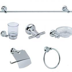 Комплект аксесоари за баня от шест части А2