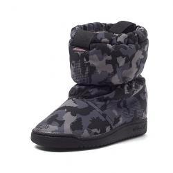 Детски Ботуши Adidas Slip on Boot Камуфлаж