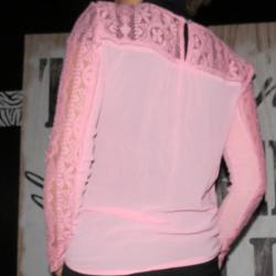 Розова блуза Vila clothes, S номер