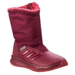 Намаление  Зимни спортни обувки Adidas Rapida Snow Бордо