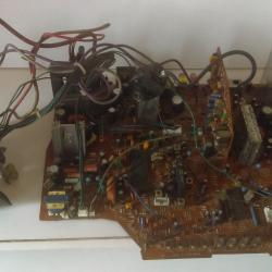 Платка с електрониката на телевизор Шиваки