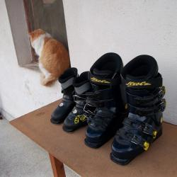 Ски обувки Strolz и Rossignol
