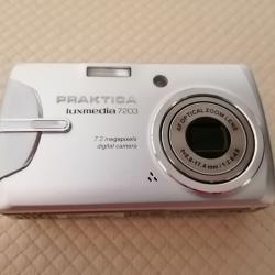 Фотоапарат Praktica Luxmedia 7203